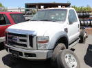 2008 Ford F-550 Super Duty 6.4L Diesel 2WD 2DR