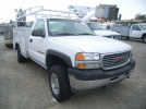 Used Pickup Truck Parts 2002 GMC C2500HD 6.0L V8 Sacramento, CA
