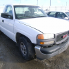 Used 2000 GMC Sierra C1500 Regular Cab Pickup 4.3L V6 4L60E Salvage Parts