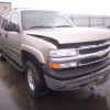 Used Parts 2003 Chevrolet Suburban K2500 4×4 8.1L V8 4L80E HD MN8 Salvage