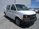 Used Parts 2010 Chevrolet Express Van G1500 5.3L V8 4L60E