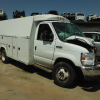 Used Parts 2012 Ford E-450 Van 6.8L BQ 636 AA V8 5R110W Knapheide Utility Box