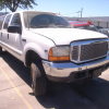Used Parts 1999 Ford F350 4×4 6.8L V10 4R100 Automatic