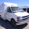 Used Parts 2001 Chevrolet G3500 Express Van 5.7L Vortec V8