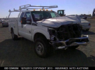 Parting Out 2011 Ford F350 6.7L V8 Power Stroke Diesel 4×4