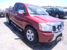 Parting Out 2004 Nissan Titan King Cab 5.6L V8 Salvage
