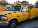 Parting Out 1997 Ford F350 2WD 7.5L V8 ZF-42WR 5 Speed Manual