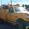 Parting Out 1996 Ford F450 4×4 7.5L EFI 460 V8 E40D Automatic