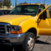 Parting Out 1999 Ford F450 2WD 7.3L Powerstroke Turbo Diesel ZF S-650 Manual