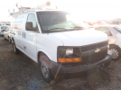 Used Parts 2007 Chevrolet G3500 Express Van 6.0L LQ4 V8 4L80E Auto