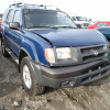 Used Parts 2001 Nissan Xterra 4×4 3.3L V6 4R01A Auto