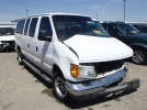 Used Salvage Parts 2003 Ford E150 Econoline XLT Van 5.4L V8 4R70W Automatic