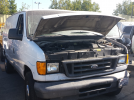 Used Parts 2004 FORD E350 CARGO VAN 6.0L V8 DIESEL ENGINE 5R100W TORQSHIFT 4C3P JB