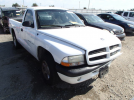 Used Parts 2002 DODGE DAKOTA SPORT 2WD 3.9L V6 ENGINE 5 SPD MANUAL TRANSMISSION