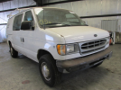 Used Parts 2000 Ford E350 Cargo Van 5.4L Natural Gas V8 Engine 4R100 Auto