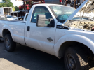 2012 Ford F250 2WD 6.7L V8 Diesel 6 Speed Automatic