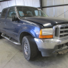 2001 Ford F250 Lariat 4×4 5.4L V8 4R100 Automatic