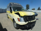 Used Parts 2013 Nissan NV2500 Cargo Van 4.0L VQ40DE Engine