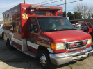 2003 Ford E450 7.3L Turbo Diesel 4R100 158″ WB & Ultramedic Ambulance Box
