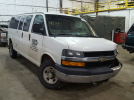 Used Parts 2013 Chevy 3500 Express Van 6.0L L96 Engine
