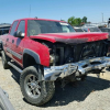 Used Parts 2005 Chevrolet Silverado 2500 4×4 6.6L Duramax