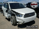Used Parts 2008 Toyota Highlander 3.5L 2GRFE V6