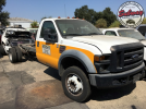 Used Parts 2008 Ford F450 XL 6.4L V8 Diesel Engine