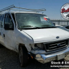 Used Parts 2004 Ford E250 Cargo Van 5.4L V8
