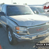 Used Parts 2001 GMC Sierra 1500 2WD 4.3L L35 V6