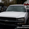 Used Parts 2003 Chevrolet 2500HD 4×2 6.0L LQ4 V8