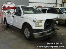 Used Parts 2015 Ford F150 XL 4×2 2.7L Turbo Ecoboost