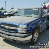 Used Parts 2003 Chevrolet 1500 4×2 5.3L LM7 V8