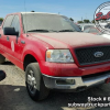 Used Parts 2005 Ford F150 XLT 4×4 5.4L V8