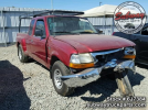 Used Parts 1999 Ford Ranger 4×2 3.0L V6 Flex Fuel