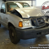 Used Parts 2004 Ford Ranger XL 4×2 4.0L V6 Automatic