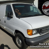 Used Parts 2006 Ford E150 Cargo Van 4.6L V8
