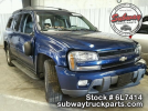 Used Parts 2003 Chevrolet Trailblazer 4.2L LL8 I6 4×2