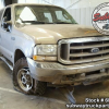 Used Parts 2003 Ford F250 4×4 5.4L V8 Lariat