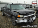Used Parts 2003 GMC Sierra 1500 5.3L V8 2WD