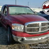 Used Parts 2007 Dodge Ram 1500 5.7L Hemi 2WD