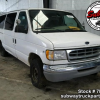 Used Parts 2000 Ford E150 Cargo Van 5.4L