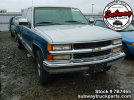 Used Parts 1994 Chevrolet Silverado C2500 5.7L TBI V8 2WD