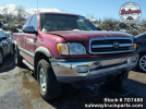 Used Parts 2001 Toyota Tundra SR5 4.7L V8 4×4