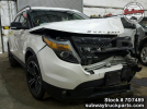 Used Parts 2013 Ford Explorer Sport 3.5L Ecoboost 4×4