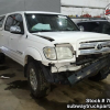 Used Parts 2004 Toyota Tundra SR5 4.7L V8 4×4