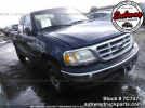 Used Parts 2002 Ford F150 XLT 4.6L 4×2