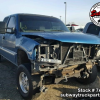 Used Parts 2002 GMC Sierra 1500 5.3L 4×4