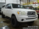 Used Parts 2005 Toyota Tundra SR5 4.7L V8 4×4