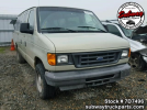 Used Parts 2004 Ford E150 Van 4.6L V8
