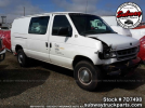 Used Parts 2001 Ford E250 Van 5.4L V8